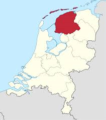 Kaart Frisia